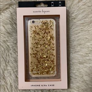 Brand New Gold iPhone 6/6s Case